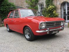 1968 FORD CORTINA 1600 E