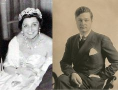 1x-Valerie Marie zu Schleswig-Holstein married 2nd Englebert-Charles of von Arenburg in Berlin-Charlottenburg, Germany on 15 June 1939.