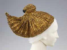 Austrian cap via The Costume Institute of the Metropolitan Museum of Art