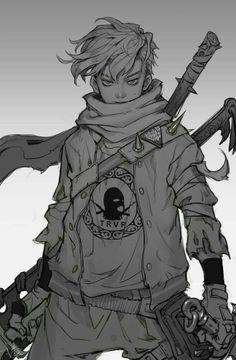橘贩 - 橘贩的微博 - sekigan art et illustration, character illustration Character Design Cartoon, Character Design References, Character Drawing, Character Design Inspiration, Character Concept, Concept Art, Boy Character, Character Ideas, Character Sketches