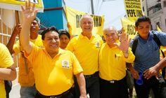 Solidaridad Nacional lista Congreso