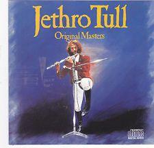 JETHRO TULL - ORIGINAL MASTERS CD