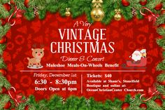 The 305 Best Christmas Flyer Design Images On Pinterest In 2019