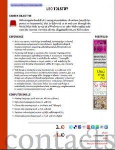 Linux LaTeX CV Template with Grid | cv templates | Pinterest | Cv ...