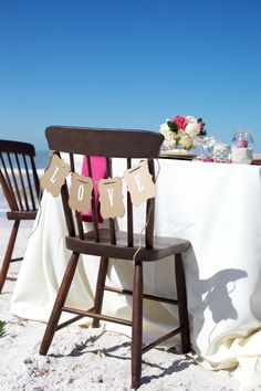 Mint Beach Wedding