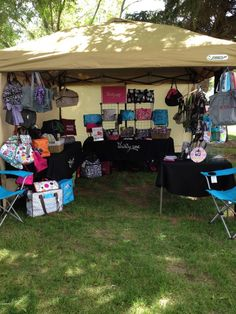 Thirty-One Booth (Photo credit: Marissa Spalding Beasley and Amy Cottrill)