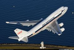 Thai, Boeing 747-4D7 aircraft picture