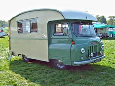 camper bus vintage