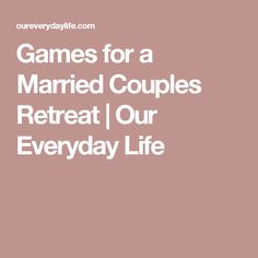 Fun Clean Christian Games To Play With Couples Ehow