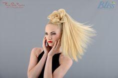 hair design photo by Photo Studio Model Simona Hair Photography, Photography Ideas, Hair Designs, Photo Studio, Portrait Photographers, Bliss, Shots, Hair Beauty, Model