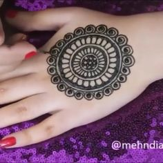 Mini Tutorial  #henna #hennatattoo #hennadesigns #hennalookbook #hennainspiration #hennainspo #hennainspo #mehndi #mehndidesigns… Mehendi, Mehndi Designs, Hand Henna, Hand Tattoos, Mini, Inspiration, Instagram, Biblical Inspiration, Mehandi Designs
