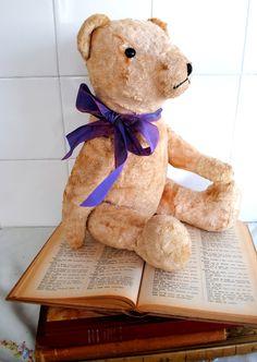 Antigo Urso Teddy