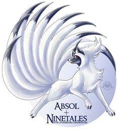 Majestic Ninesoul (Absol+Ninetales)