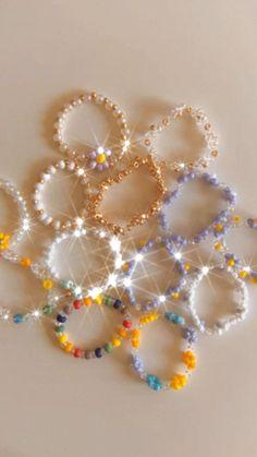 Diy Crafts Jewelry, Handmade Beaded Jewelry, Bracelet Crafts, Jewelry Ideas, Seed Bead Jewelry, Bead Jewellery, Turquoise Jewelry, Crystal Jewelry, Indian Jewelry