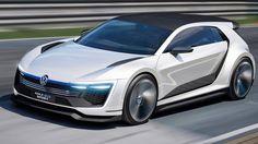 Volkswagen Golf GTE Sport, ¡híbrido y con 400 CV! Una de las estrellas de Wörthersee