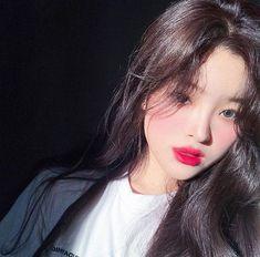-ˏˋ 💋 ˊˎ- ➷ulzzang ღ girls➶ Korean Face, Korean Girl, Korean Style, Cute Asian Girls, Cute Girls, Korean Photo, Kpop Hair, Japan Girl, Korean Makeup