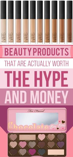 19 Beauty Products That Are Actually Worth The Hype