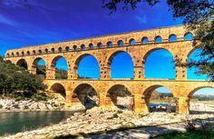 Pont du Gard, Vers-Pont-du-Gard (France)