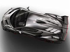 2013 Lamborghini Veneno
