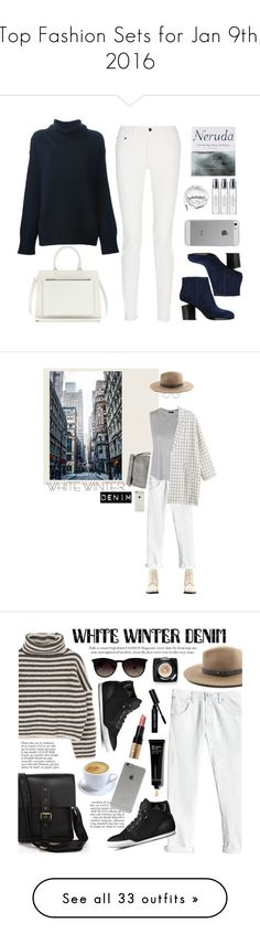 """""""Top Fashion Sets for Jan 9th, 2016"""" by polyvore ❤ liked on Polyvore featuring Proenza Schouler, Forte Forte, Alexander Wang, Victoria Beckham, Byredo, Luvvitt, Urbanears, Patagonia, winterwhite and Dr. Martens"""