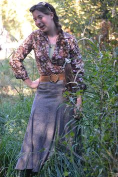 Accordion To Kellie: Outfit | Wool & Plumsilk