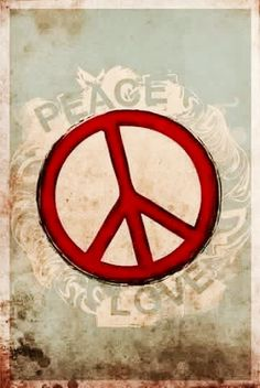"""Peace and Love"" ✌Peace Sign Hippie Style, Hippie Love, Boho Hippie, Bohemian, Happy Hippie, Hippie Chick, Peace On Earth, World Peace, Peace Love Happiness"
