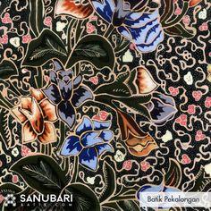 Batik juga disebut La Ran di Cina Pada awal dinasti Qin dan Han