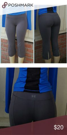 Under Armour size small Worn once only. Like new conditiom Under Armour Pants Track Pants & Joggers