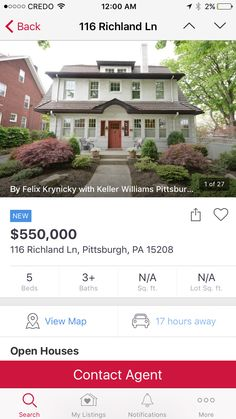 Pittsburgh Homes