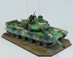 ZTZ99A1 Main Battle Tank (China)