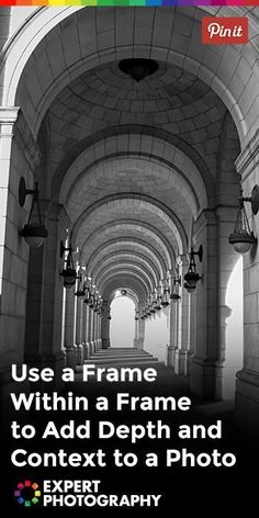 Use a Frame Within a Frame to Add Depth and Context to a Photo  Expert Photography