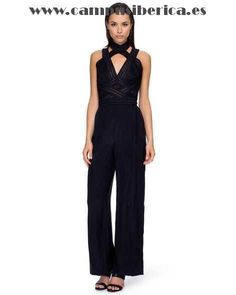 9fd23213083 THURLEY Size 12 BLACK WRAPPED IN YOU LONG JUMPSUIT  fashion  clothing   shoes  accessories  womensclothing  jumpsuitsrompers (ebay link)
