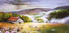 landscape painting - Google Search