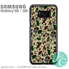 Limited Camo Phone Case for Samsung Galaxy S8 & S8 Plus