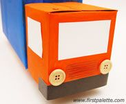 Step 6 Box Truck and Bus craft