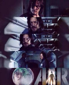 Norman and Kirkman's movie collaboration - AIR. Air Movie, Tom Payne, The Way He Looks, Dear Future Husband, Falling In Love With Him, Fear The Walking Dead, Ex Husbands, Daryl Dixon, Norman Reedus