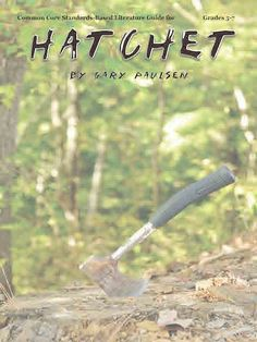 Hatchet sequencing the story practice the skill of sequencing for hatchet common core aligned literature guide printpdf fandeluxe Image collections