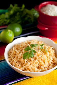 Authentic Mexican Rice - only 4 ingredients and so delicious!