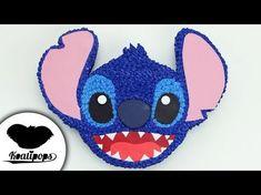 Stitch Cake | Lilo and Stitch | Disney | How To - YouTube