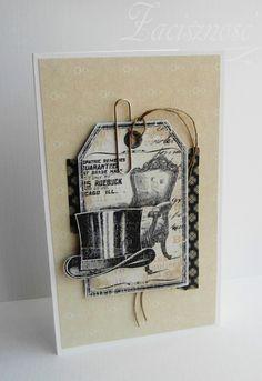 Kartka dla mężczyzny/ Handmade card for man