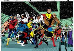 X-Men by Chris Claremont, John Byrne & Terry Austin
