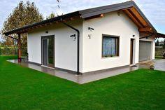 Uma casa simples e bonita, ao alcance do seu  bolso! (De Maria Miranda - HOMIFY)
