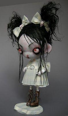 Super cute doll shape!  Julien Martinez