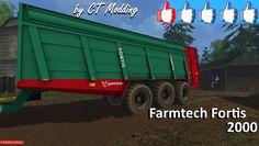 Review Farmtech Fortis 2000 #FS15