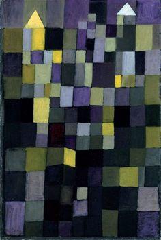 Paul Klee, Polyphonies, Peinture - Cité de la musique, Paris, France                                                                                                                                                                                 More
