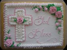 Standard Cross Cake