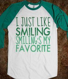 ELF Smiling's My Favorite