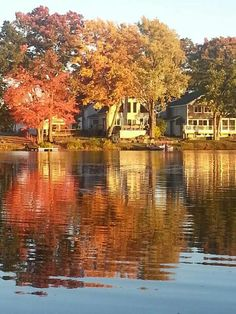 Lake Quinsig Shrewsbury MA