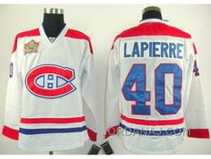 http://www.jordanaj.com/montreal-canadiens-40-lapierre-2011-heritage-classic-jersey-white.html MONTREAL CANADIENS #40 LAPIERRE 2011 HERITAGE CLASSIC JERSEY WHITE Only $35.00 , Free Shipping!
