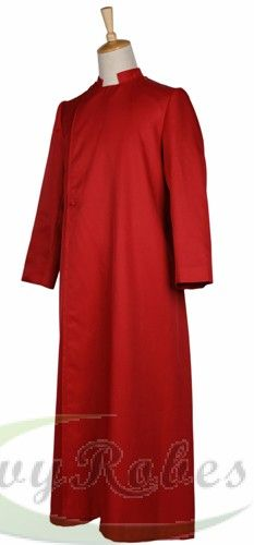 Clergy Cassock-red